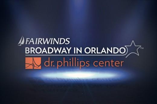 Ponto Orlando Shows em Orlando Broadway logo