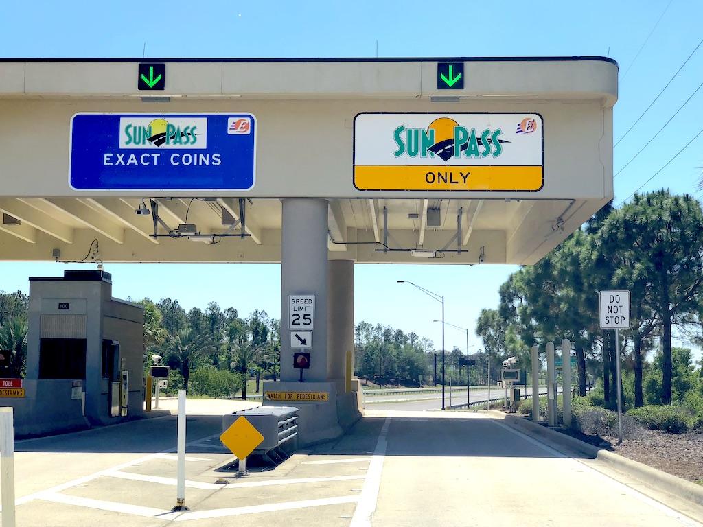 Ponto Orlando Dicas de Orlando Sunpass NEW 001