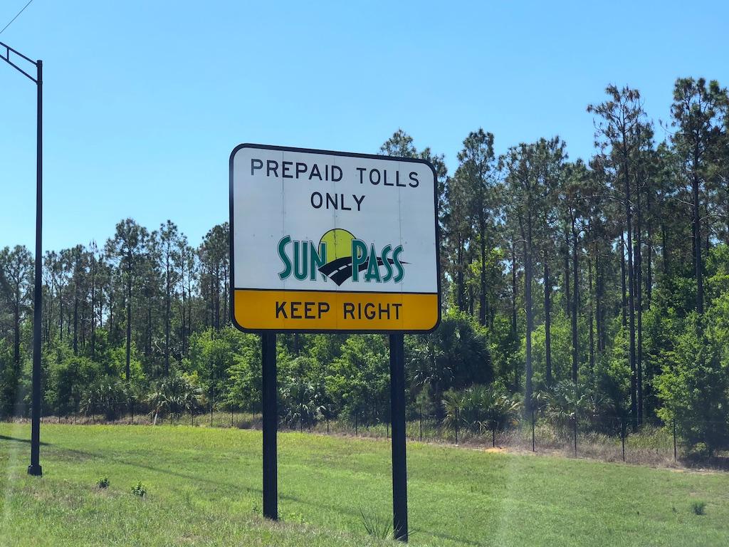 Ponto Orlando Dicas de Orlando Sunpass NEW 002