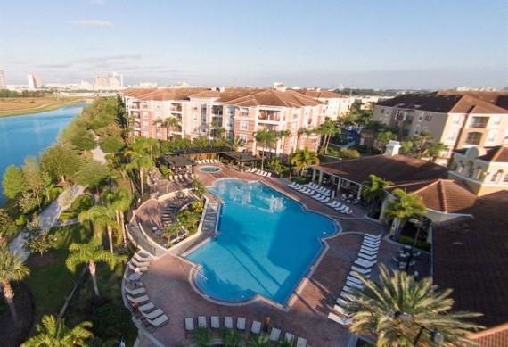 Ponto Orlando Hotel em Orlando Vista Cay 001