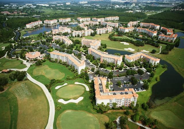 Ponto Orlando Hotel em Orlando Grande Vista 002
