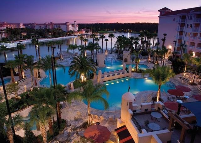 Ponto Orlando Hotel em Orlando Grande Vista 004