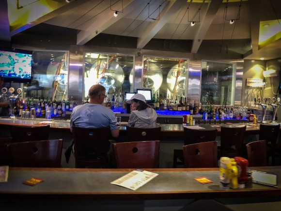 Ponto Orlando Restaurantes na Disney Big River NEW 002