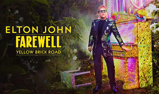 Ponto Orlando Shows em Orlando Elton John 3