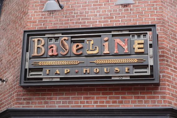 Ponto Orlando Restaurantes na Disney Baseline Tap House 005