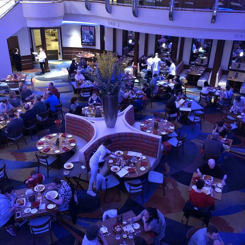 Ponto Orlando Restaurantes na Disney Maria & Enzo's 002