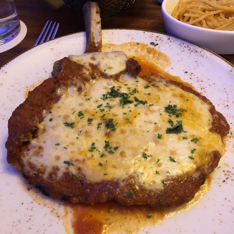 Ponto Orlando Restaurantes na Disney Maria & Enzo's 003