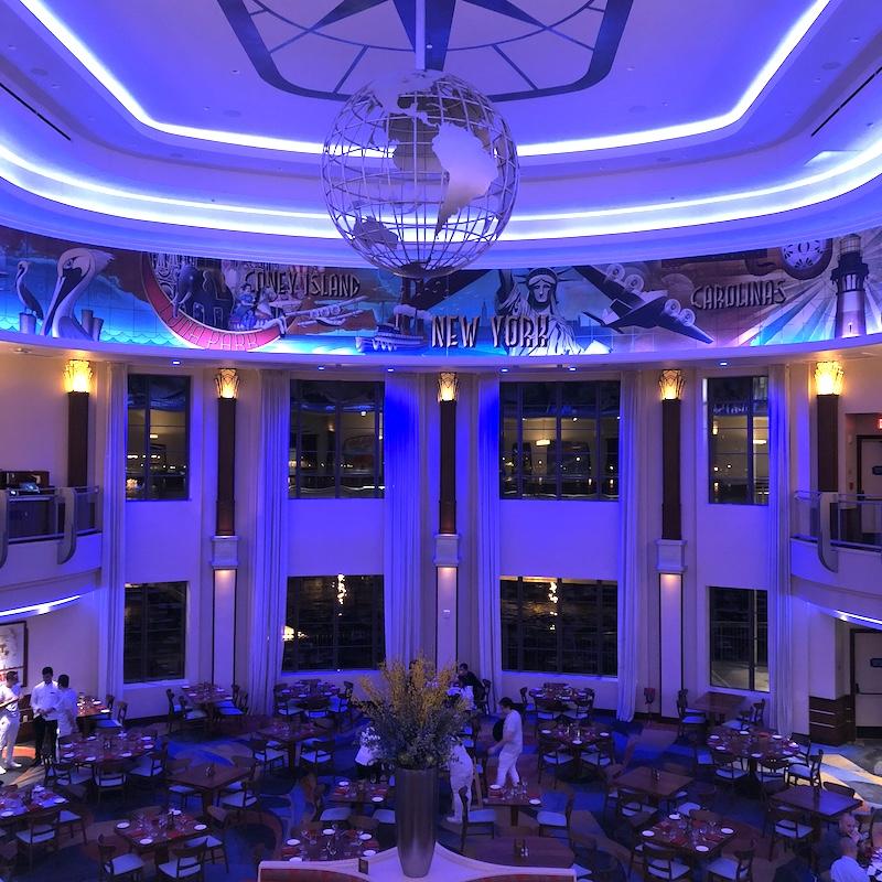 Ponto Orlando Restaurantes na Disney Maria & Enzo's 004