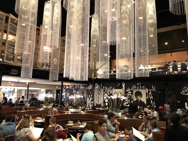 Ponto Orlando Restaurantes na Disney Morimoto Asia NEW 002