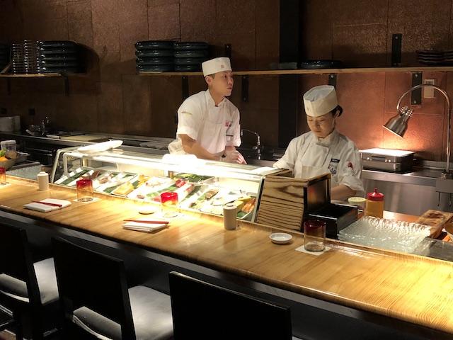 Ponto Orlando Restaurantes na Disney Morimoto Asia NEW 004