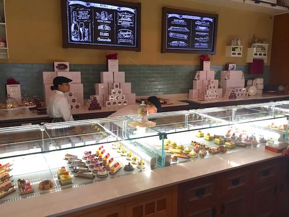Ponto Orlando Restaurantes na Disney Amorette's 002