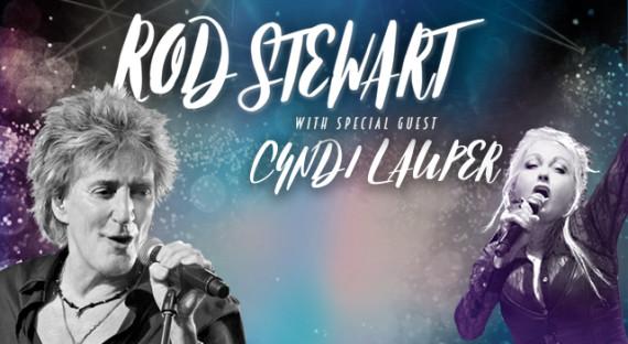 Ponto Orlando Shows em Orlando Rod Stewart Ciyndi Lauper NEW 002
