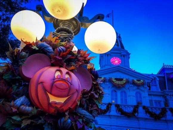 Ponto Orlando Dicas da Disney Halloween Party NEW 003