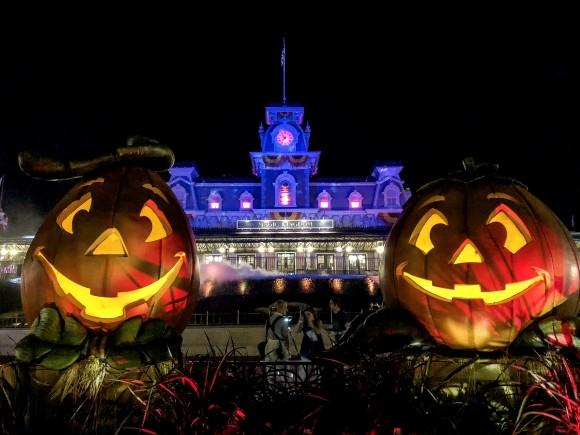 Ponto Orlando Dicas da Disney Halloween Party NEW 002