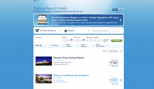 Ponto Orlando Viagem para Disney My Experience App 003