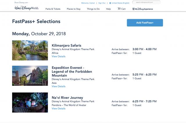 Ponto Orlando Viagem para Disney My Experience App 006