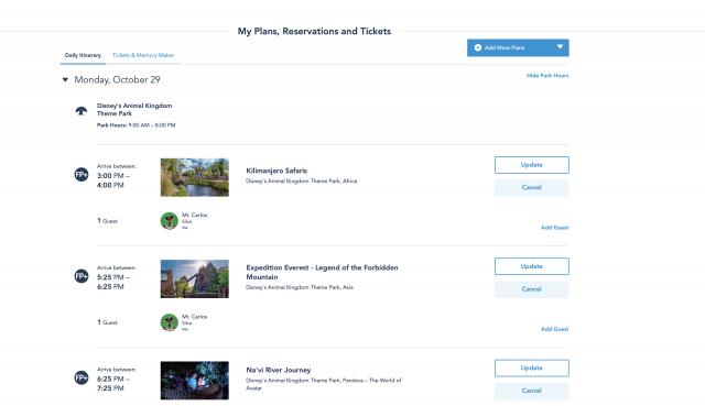 Ponto Orlando Viagem para Disney My Experience App 007