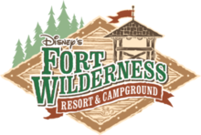 Cabanas do Fort Wilderness