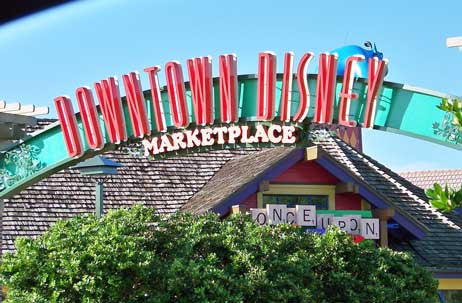 Marketplace - Downtown Disney