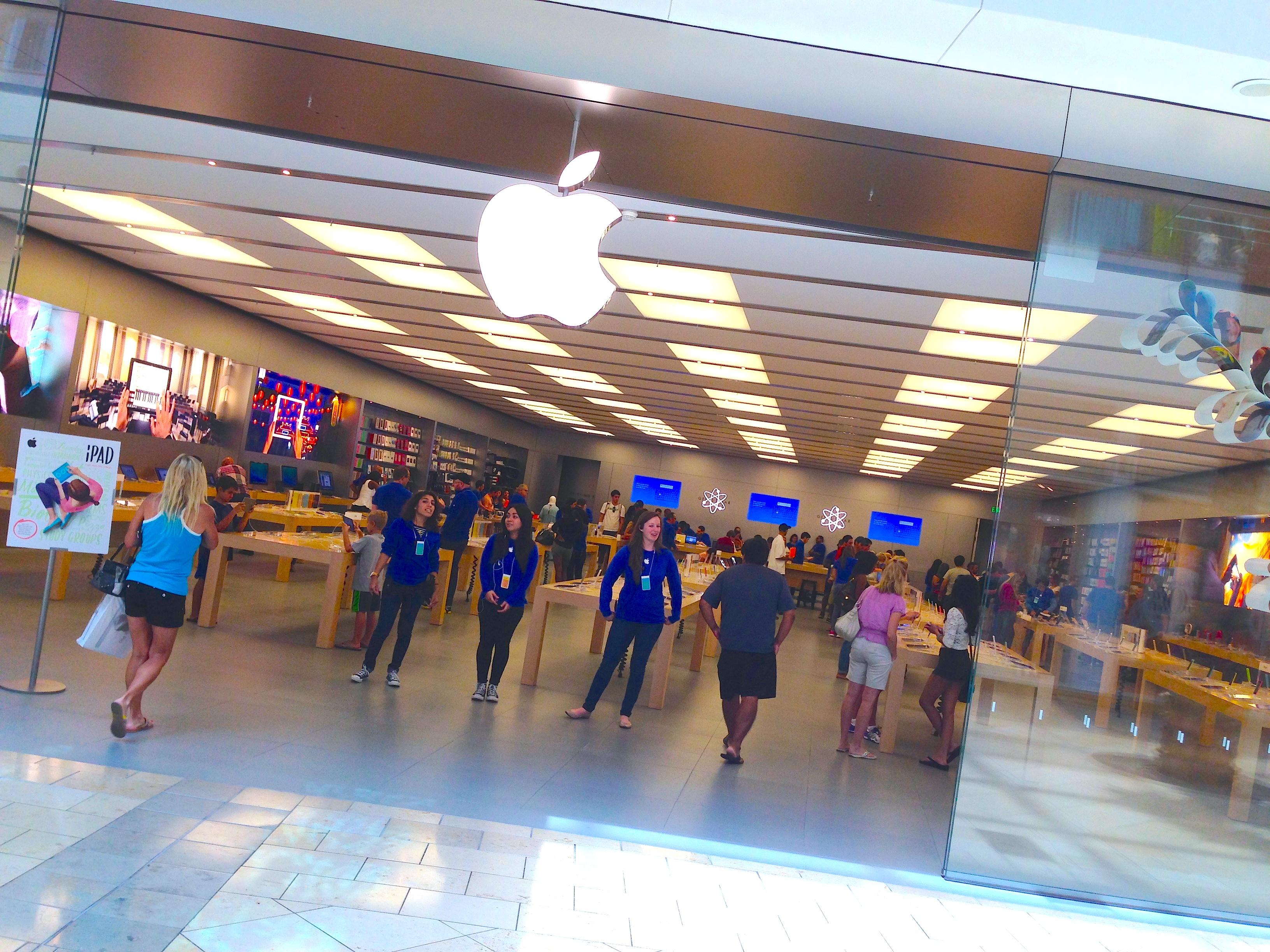 f1fb36ab83 Compras em Orlando - Apple Store - Ponto Orlando - Ponto Orlando ...