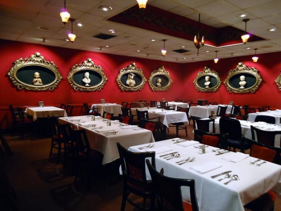 Ponto Orlando Restaurantes em Tampa Bern's 002