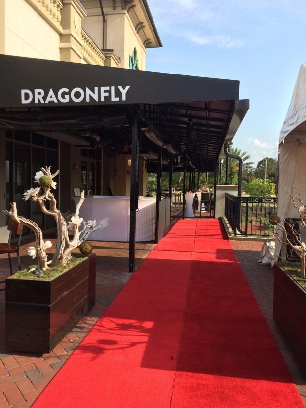 Ponto Orlando Restaurantes em Orlando Dragonfly New 001