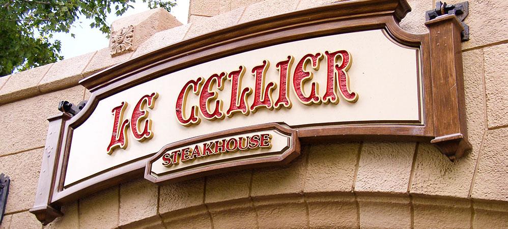 Ponto Orlando Restaurantes em Orlando Dicas de Orlando Le cellier 1