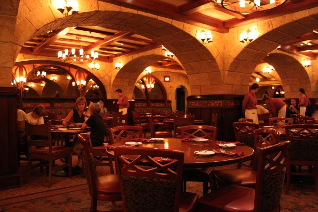 Ponto Orlando Restaurantes em Orlando Dicas de Orlando Le cellier 2