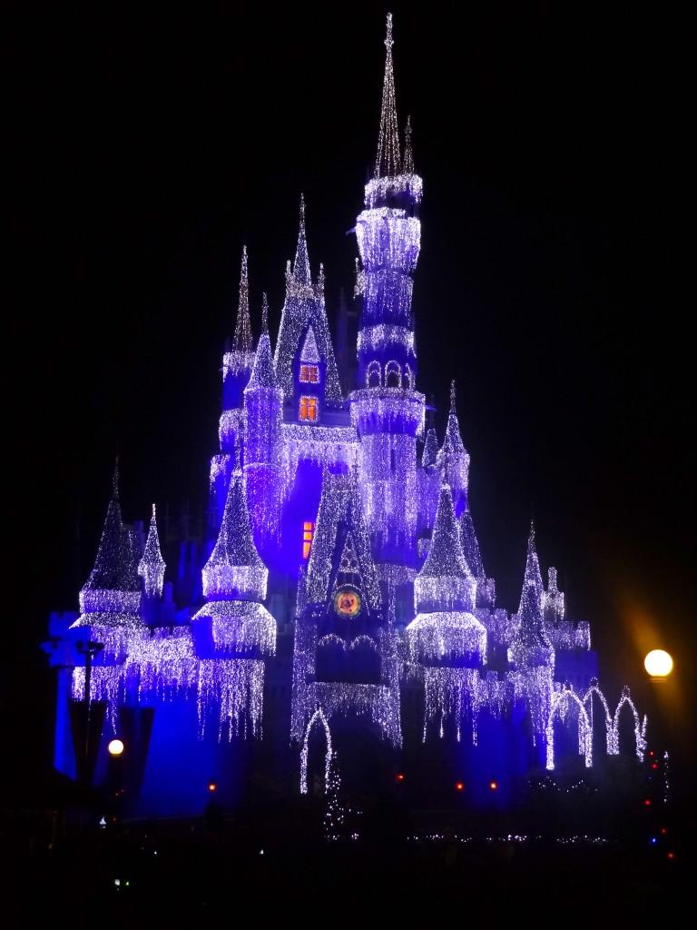 Parques da Disney no final do Ano
