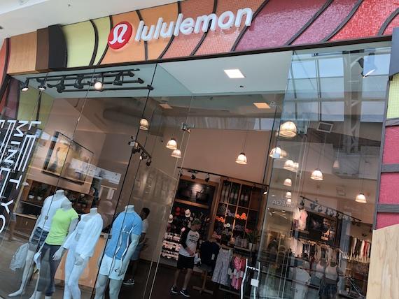 Ponto Orlando Compras em Orlando Lululemon NEW 001