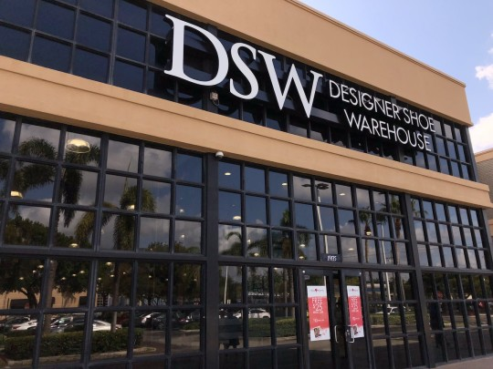 DSW - Designer Shoe Warehouse