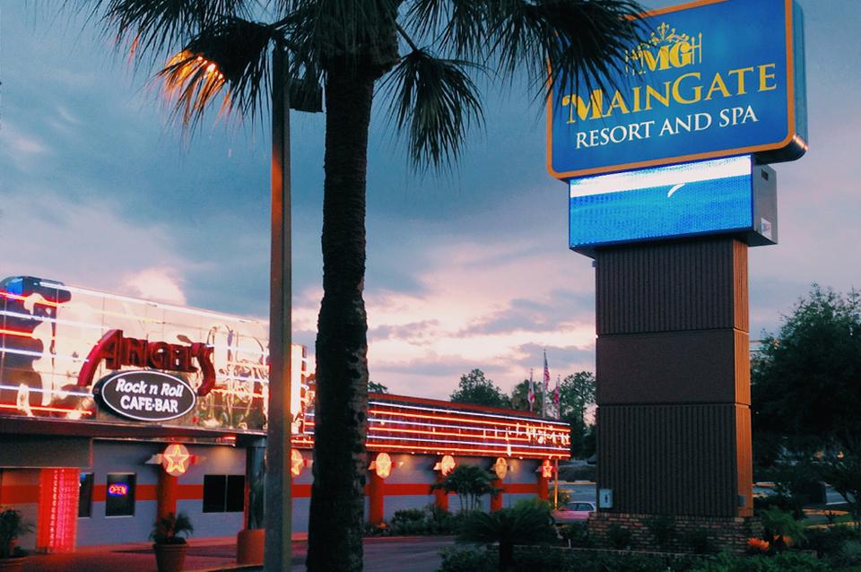 Ponto Orlando Hotel em Orlando Hotéis Baratos 001