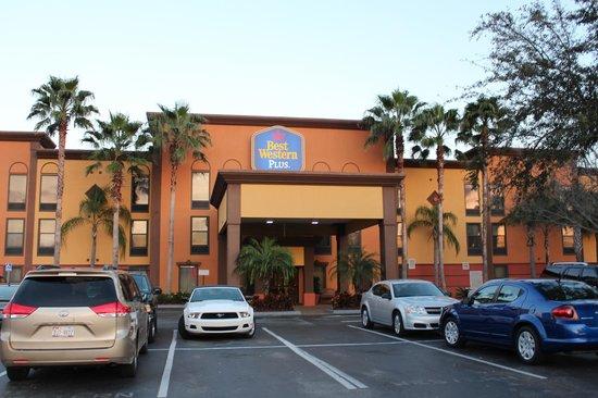 Ponto Orlando Hotel em Orlando Hotéis Baratos 007