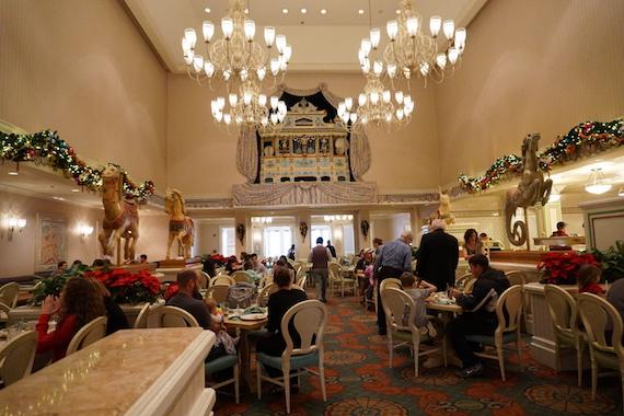 Ponto Orlando Restaurantes na Disney 1900 Park Fare NEW 003