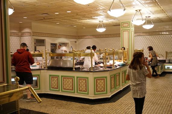 Ponto Orlando Restaurantes na Disney 1900 Park Fare NEW 004