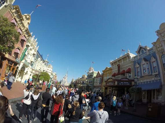 Só tenho 1 dia para cada parque da Disney