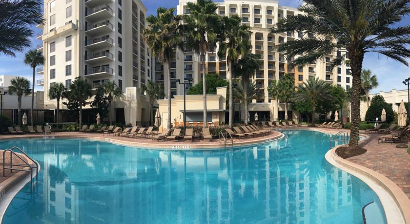 Ponto Orlando Hotel em Orlando Las Palmeras 001