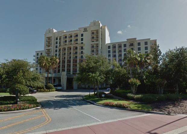 Ponto Orlando Hotel em Orlando Las Palmeras 002