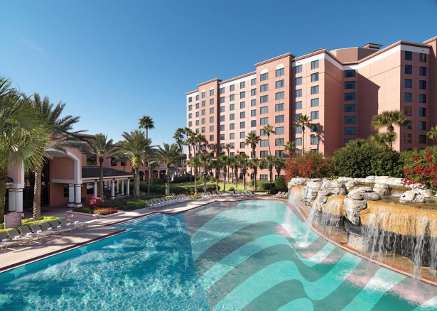 Ponto Orlando Hotel em Orlando Caribe Royale NEW 004
