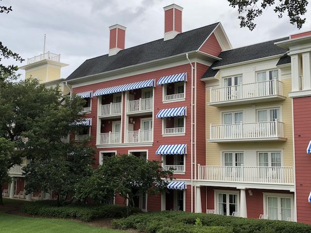 Ponto Orlando Hotel na Disney Boardwalk Inn 002