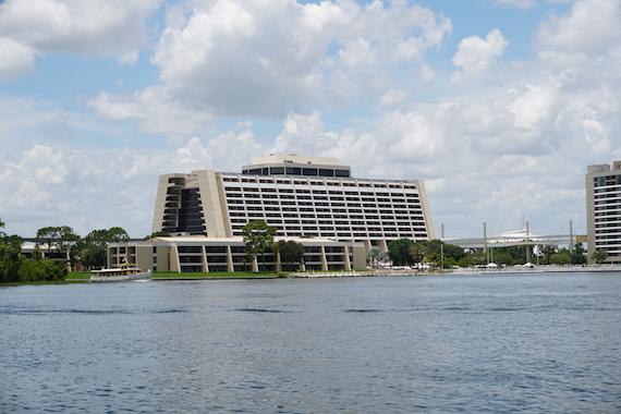 Ponto Orlando Hotel na Disney Contemporary Resort 005