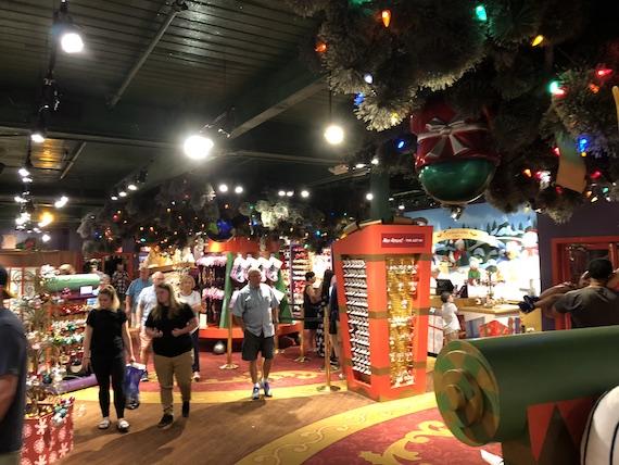 Ponto Orlando Compras na Disney Days of Christmas 004