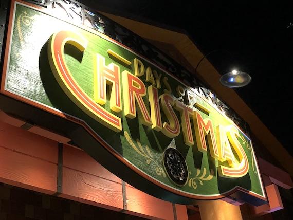 Ponto Orlando Compras na Disney Days of Christmas 001
