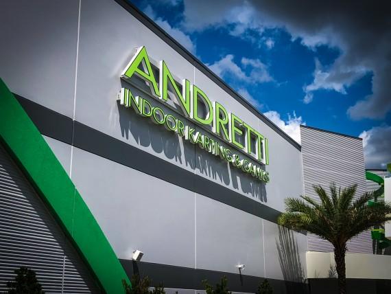 Ponto Orlando Dicas de Orlando Andretti Indoor Karting 005