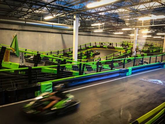 Ponto Orlando Dicas de Orlando Andretti Indoor Karting 001