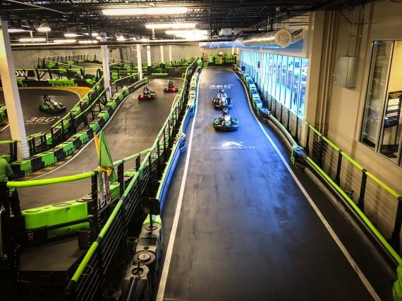 Ponto Orlando Dicas de Orlando Andretti Indoor Karting 002
