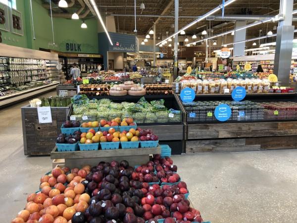 Ponto Orlando Compras em Orlando Whole Foods 003