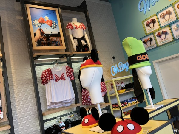 Ponto Orlando Compras na Disney DisneyStyle 005