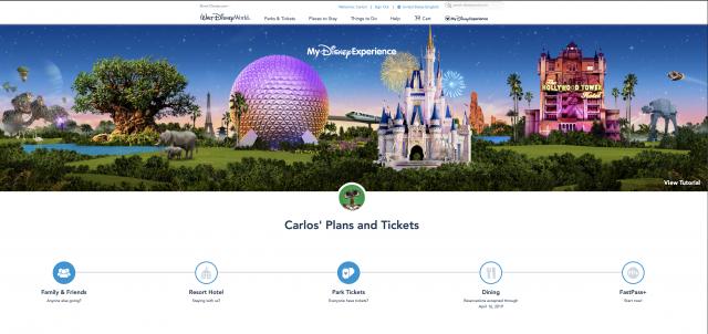 Ponto Orlando Viagem para Disney My Experience App 002