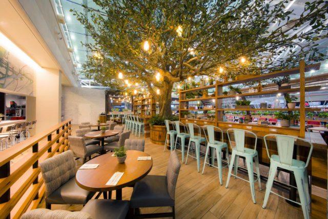 Ponto Orlando Restaurantes em Orlando Cask & Larder 002